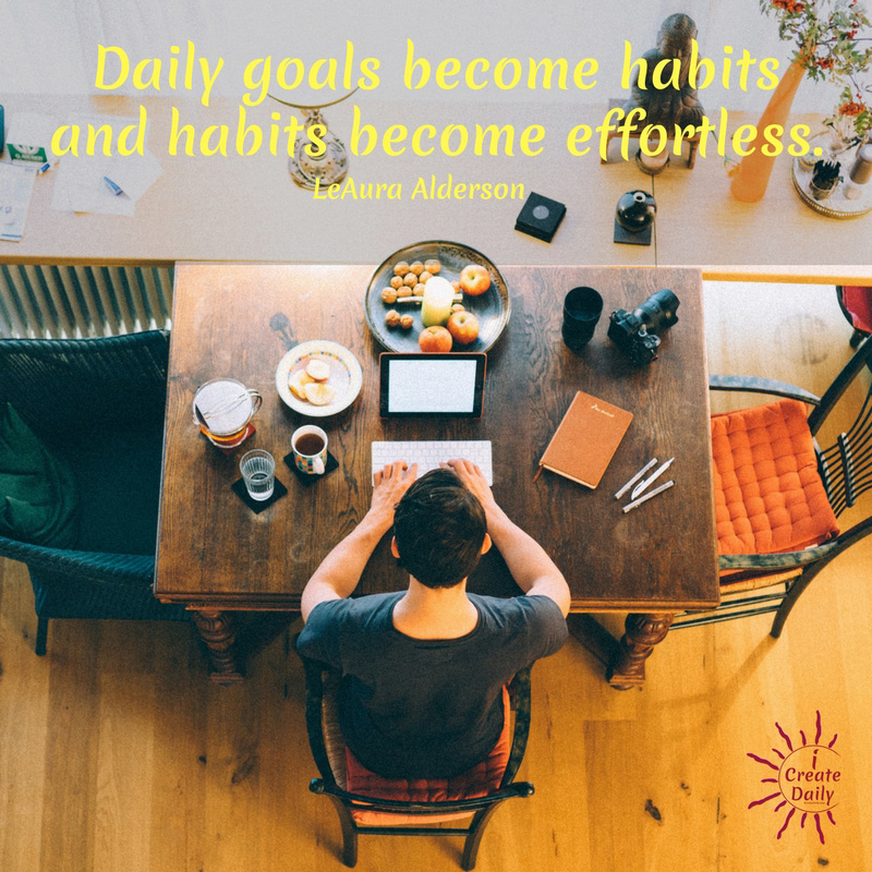 When your goals become habits, they tend to happen without so much effort from you. The goal shifts from being a goal to being a habit. #GoalsJournals #LifeGoals #AchieveYourGoals #Dreams #Lifestyle #List #ThingsToDo #BucketLists #Adventure #Fun #RoadTrips #Happy #Thoughts #People #Fitness #Personal #Career #Ideas #Planner #Quotes #Motivation #Tips #Notebook #Inspiration #ForMoms #ForWork #Students #Mottos #LongTerm #Travel #Family #DIY #Daily #Monthly