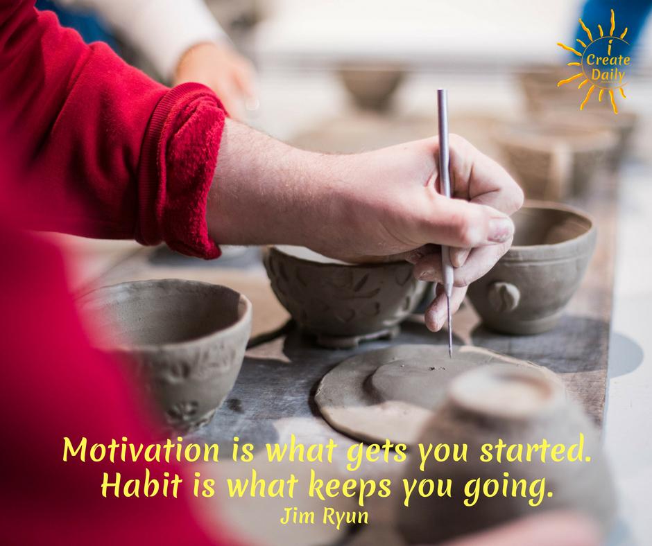 habits quotes, motivation quotes