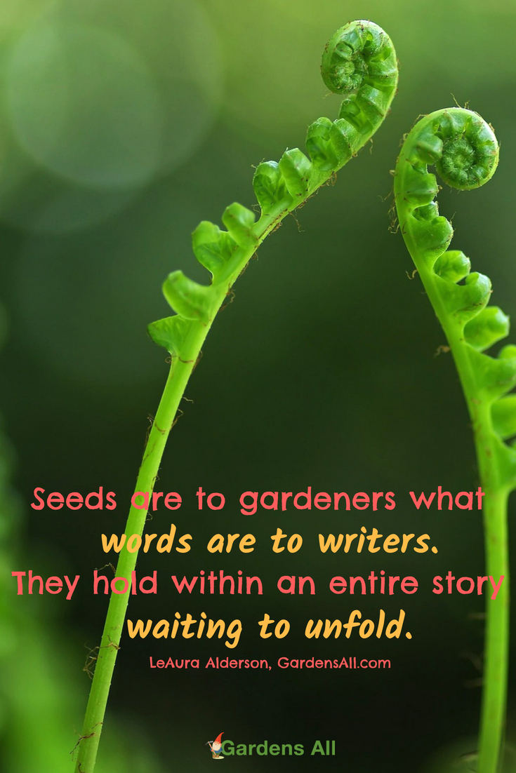 Garden Quote #GardenMemes #Gardening #GardensAll #Inspirational