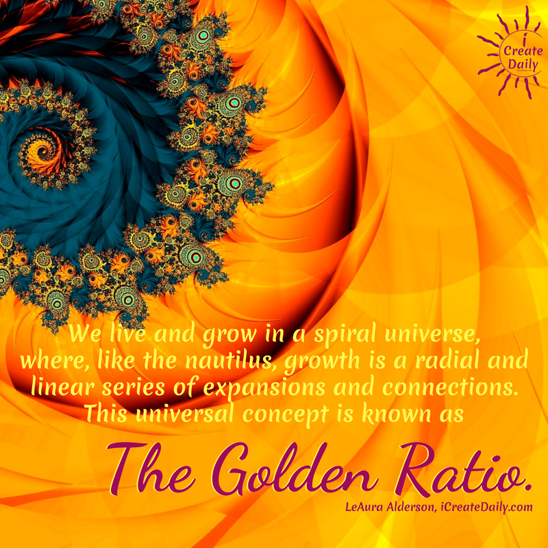 the golden ratio quotes