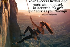 Success Begins and Ends With a Mindset