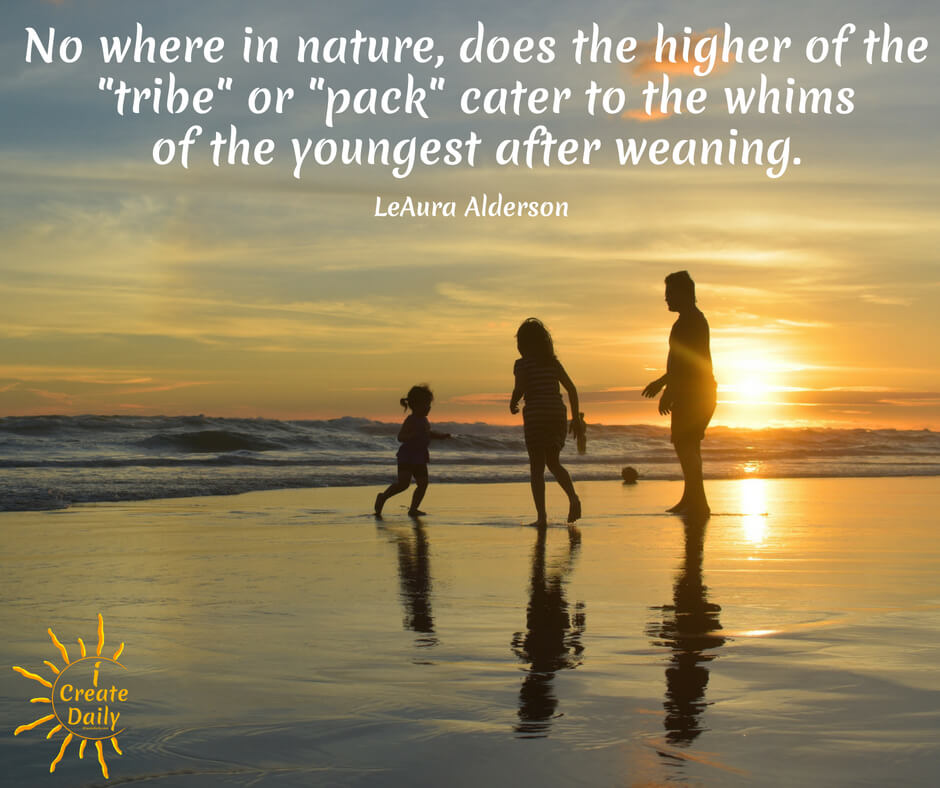 Parenting in Accordance with Nature