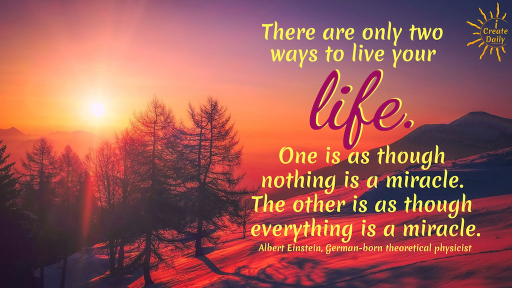 Ways to Live Your Life