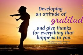 Give Thanks for Everything