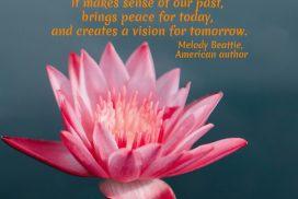 Gratitude Turns Everything