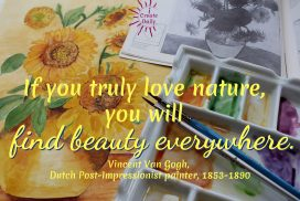 Nature and Beauty Quote