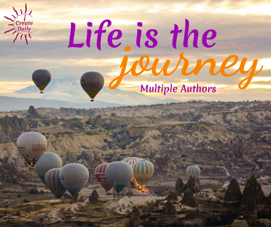 Life is The Journey