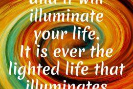 Bring Your Light, Illuminate the World