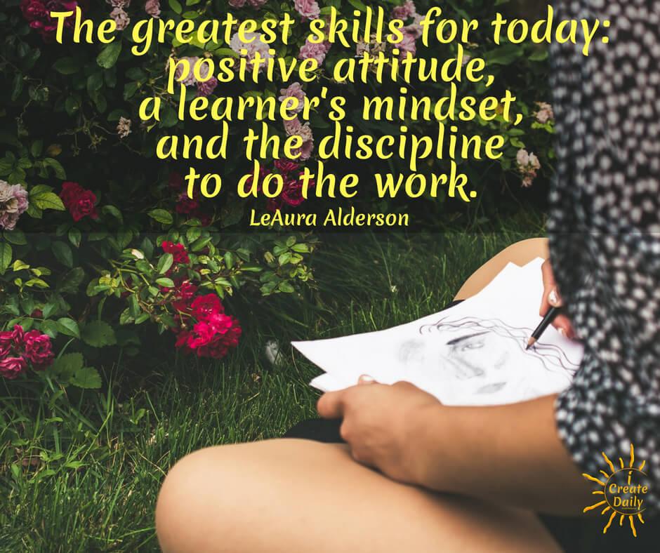 The Greatest Skills