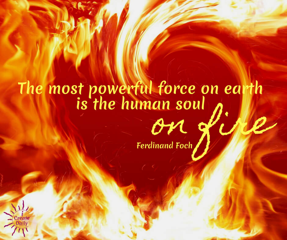 The Power of Human Soul