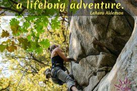 Self-improvement is a Lifelong Adventure