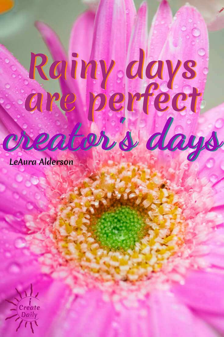 Raniy Days are perfect Creator's Days