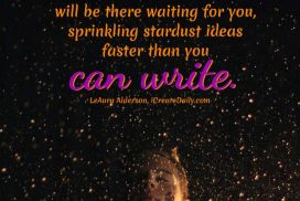 The Habit of Daily Writing Attracts Ideas