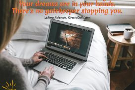 Our Dreams Depends On Our Hands