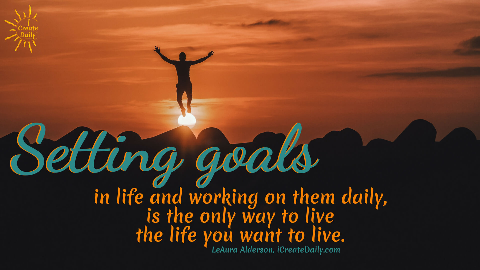 Setting Goals in Life Is the Only Way to Live