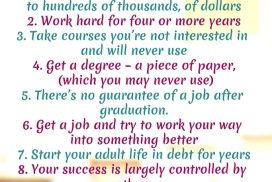 10 Reasons Not to Go to College