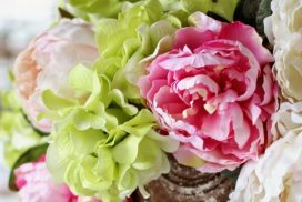 Peonies are Good for Stunning Floral Arrangements