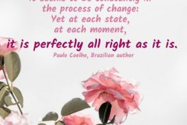 Rose's Time and It's Process of Change