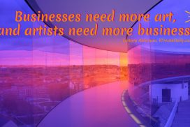 Art, Artists and Business