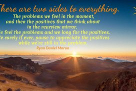 Problems and Positives