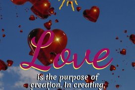 Love Is the Purpose of Creation