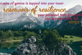 Reservoir of Resilience