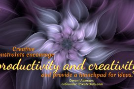 Creative Constraints Provide Ideas
