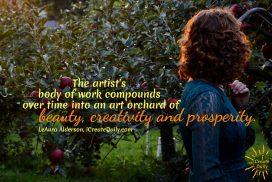 The Artist's Body Of Work