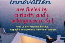 Creativity and Innovation Comes from Failure