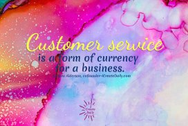 Customer Service Is a Form of Currency