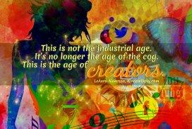 The Age of Creators