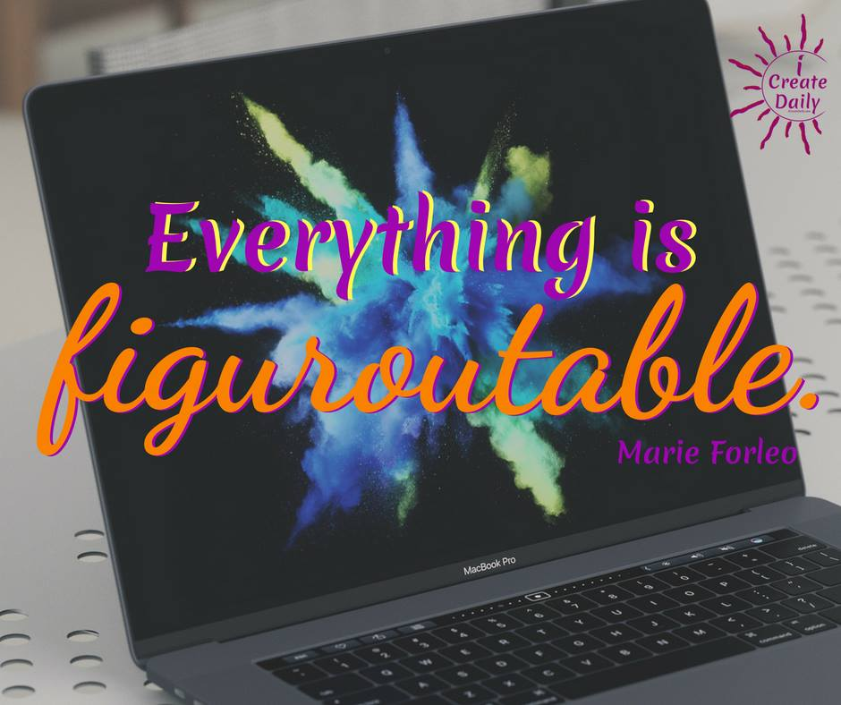 Everything is Figuroutable