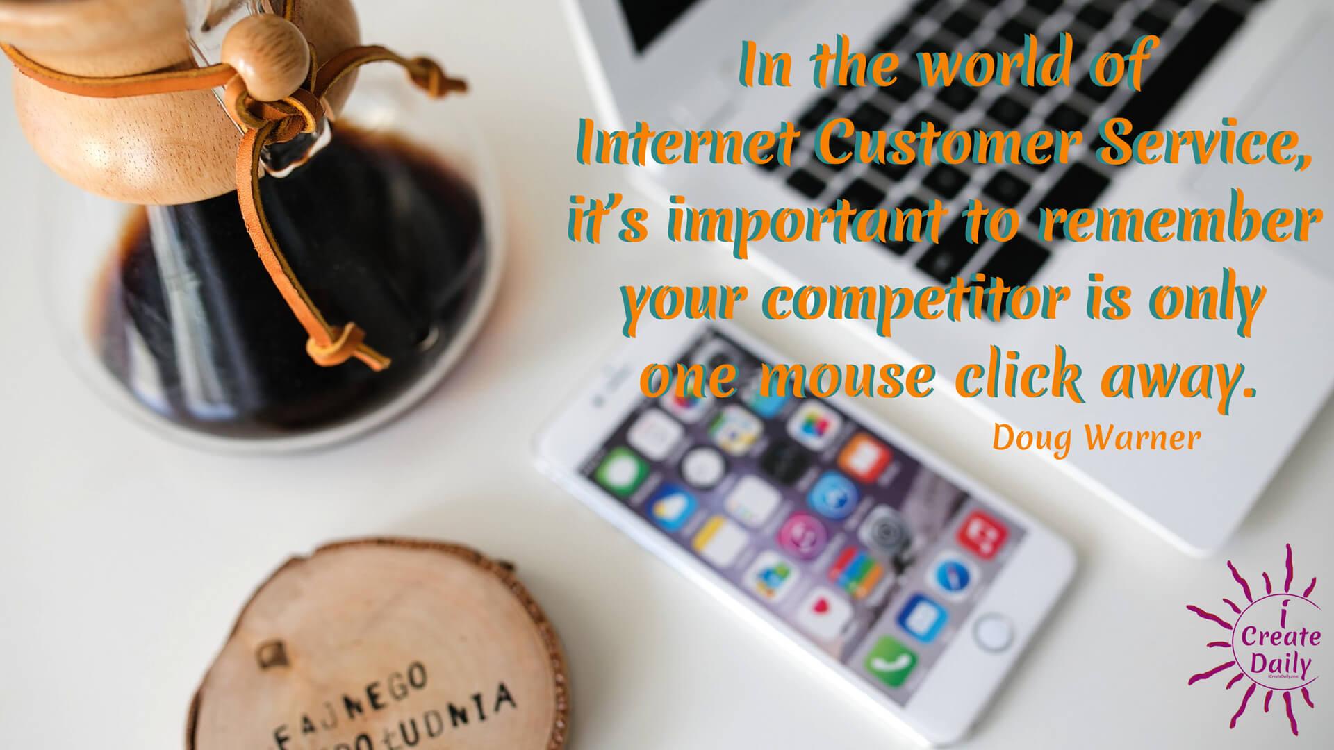 World of Internet Customer Service
