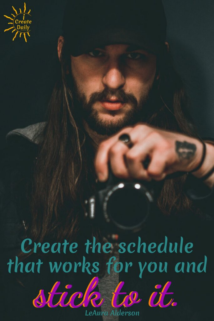 Create a Schedule that Works