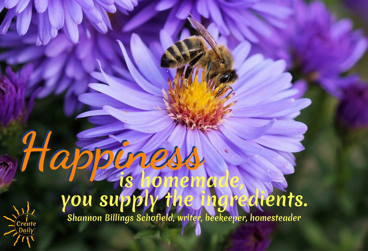 Ingredients Of Happiness