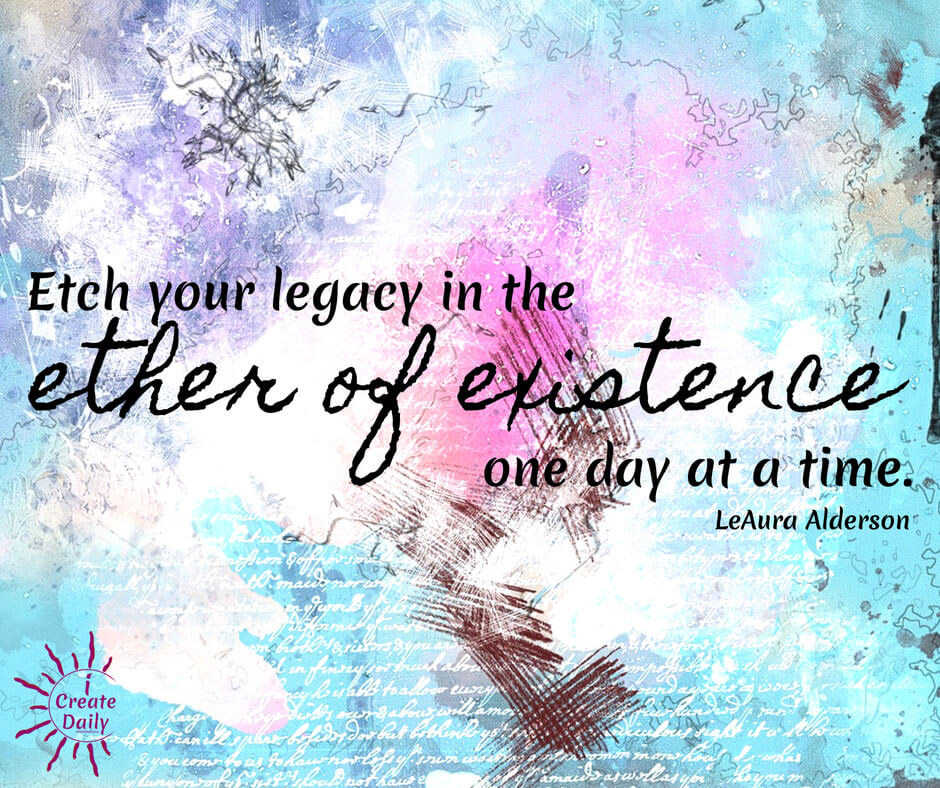 Etch Legacy Of Existence