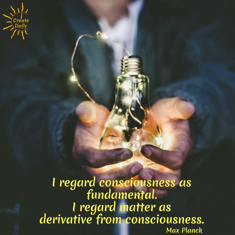 Consciousness Is Fundamental
