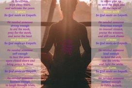 So God Made an Empath Poem by Shannon DeAnna Schofield. #Empaths #Empathic #Empathy #Intuitive #Senstive #Healing #Spiritual