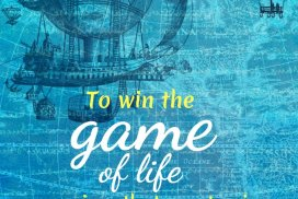 To win the game of life requires that we stay in the game, push through tired and pick up speed. ~LeAura Alderson, cofounder-iCreateDaily #Quotes #Growth #Positive #ChangeYour #Coaching #Entrepreneur #Healthy #Money #SelfDevelopment #Success #Activities #Inspiration #Affirmations #Abundance #Challenge #Shift #Business #Goals #Reset #Posters
