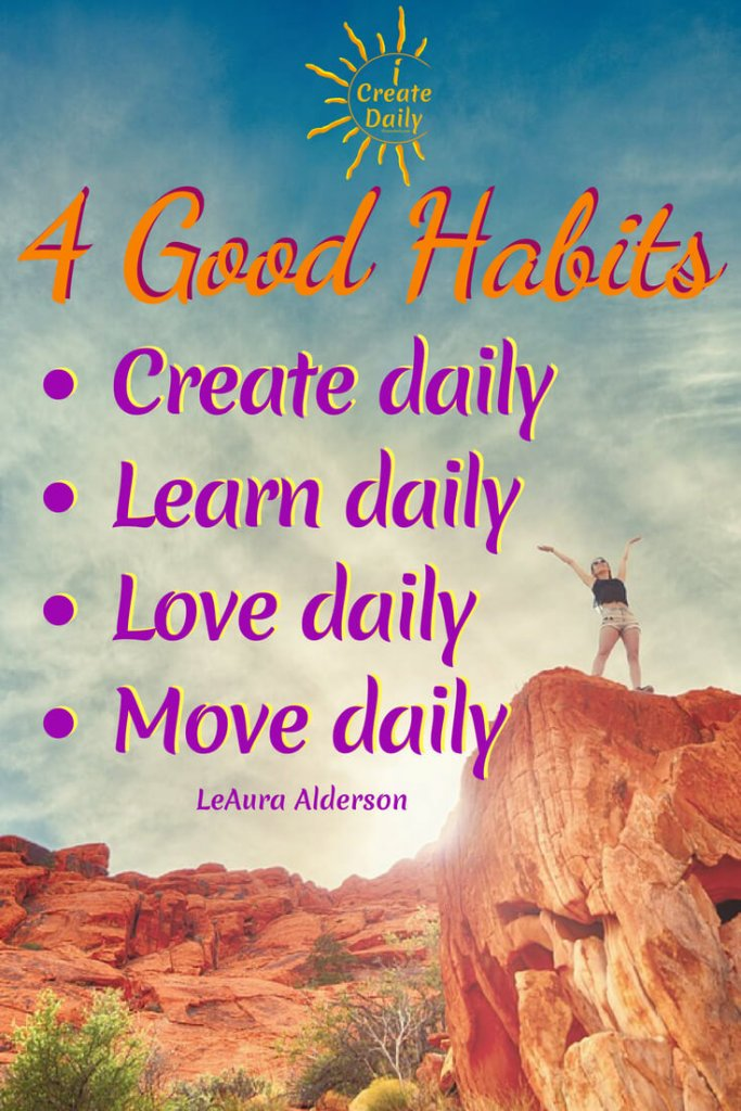GOOD HABITS ARE THE FOUNDATION OF SUCCESS AND HAPPINESS: 4 Essentials to any Good Habits List#LifeGoals #GoodHabits #Motivation #HappinessQuotes #HabitsQuotes #GoodHabitsList