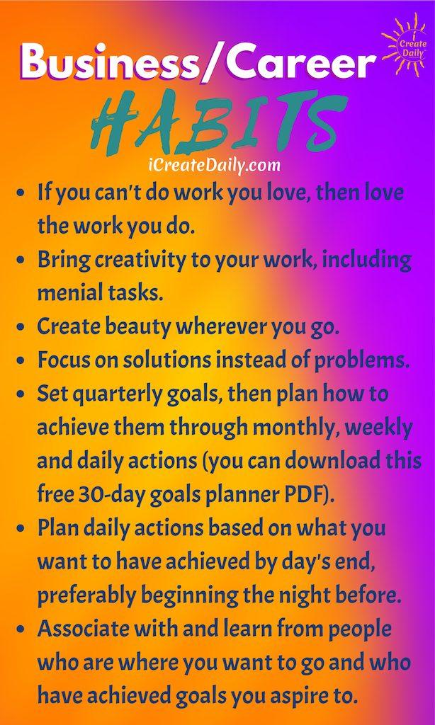 If you can't do the work you love... love the work you do! #GrowthHabits #LifeGoals #GoodHabits #HabitsQuotes #GoodHabitsList #Positivity #CreativeHabits #LifeGoals #GoodHabits #HabitsQuotes #GoodHabitsList #Positivity #CreativityQuotes