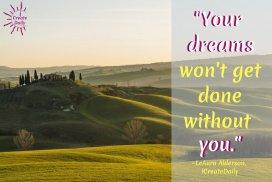 YOUR DREAMS: