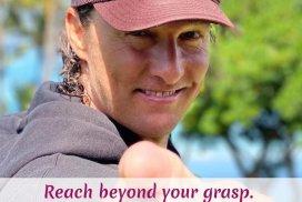 REACH BEYOND YOUR GRASP... Matthew McConaughey Quotes. #Greenlights #Matthew McConaugheyQuotes #Matthew McConaughey #Greenlights #NoGlassCeiling