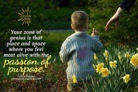 YOUR ZONE OF GENIUS QUOTE #ZoneQuote #ZoneOfGeniusQuote #ZoneOfGenius #iCreateDaily